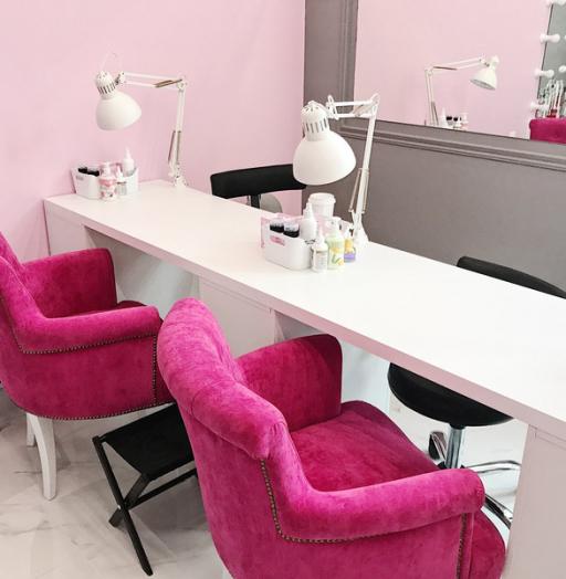 Торговая мебель-Мебель для салона «Модель 135»-фото1