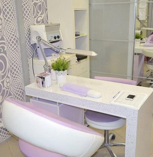Маникюрный салон-Мебель для салона «Модель 139»-фото1