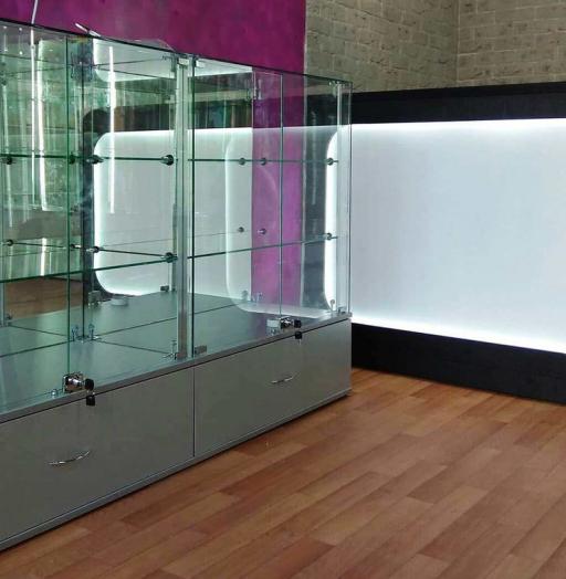 Магазин косметики-Мебель для магазина «Модель 171»-фото4