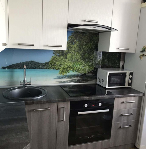 Белый кухонный гарнитур-Кухня из ЛДСП «Модель 89»-фото7
