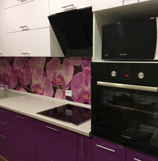 -Кухня из пластика «Модель 267»-фото29