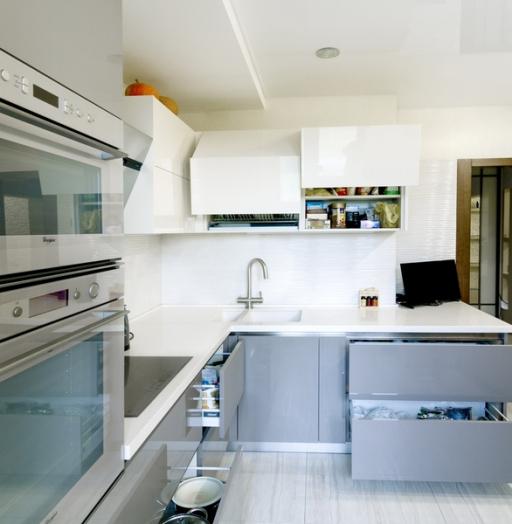 -Кухня из акрила «Модель 411»-фото7