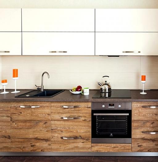 -Кухня из ЛДСП «Модель 417»-фото2