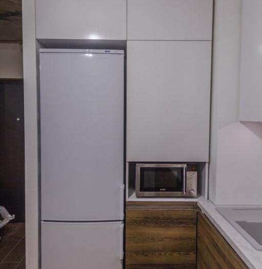 -Кухня из пластика «Модель 422»-фото10
