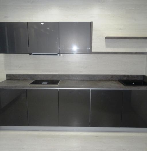 Встроенная кухня-Кухня «Модель 517»-фото3
