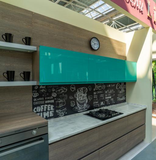 -Кухня МДФ в эмали «Модель 49»-фото3