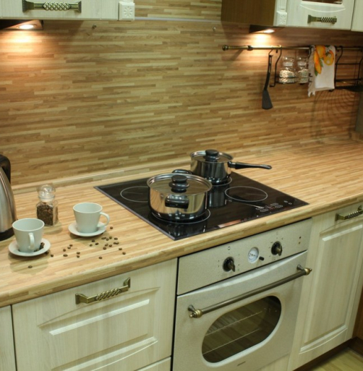 -Кухня МДФ в ПВХ «Модель 128»-фото22