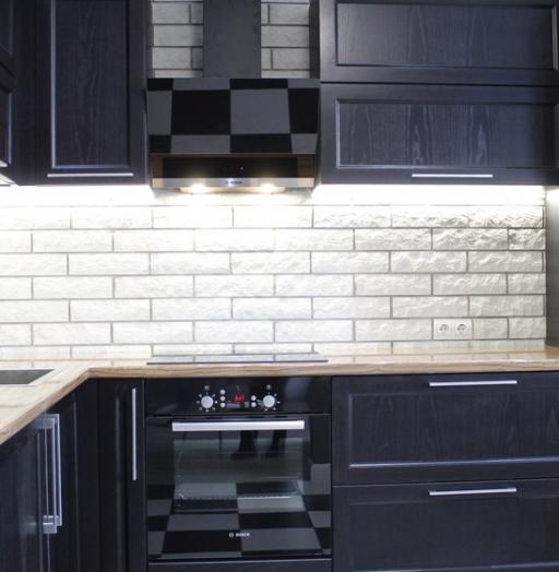 -Кухня МДФ в ПВХ «Модель 153»-фото6