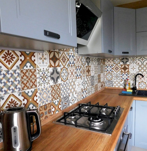 -Кухня МДФ в эмали «Модель 590»-фото18