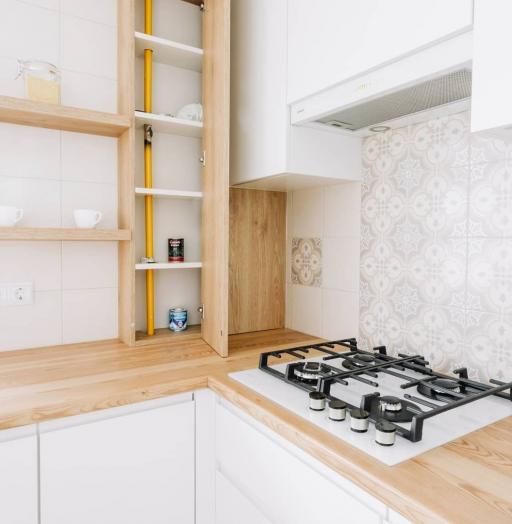 -Кухня МДФ в эмали «Модель 614»-фото20
